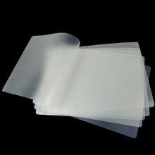 5 ''Термическое дублирование мешок 100 с премиум 70 микрон пленка-пакет для ламинирования для фотографий, документов, карт, меню