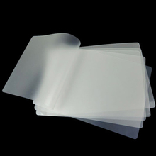 A4 Thermal Laminating Pouches Pack of 50 with Premium 70 micron laminating pouch film for Photos, Documents, Cards, Menu