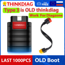 1-Year-Free OBD2 Diagnostic-Tool Services Boot-Thinkdiag Easydiag Full-System 15-Reset