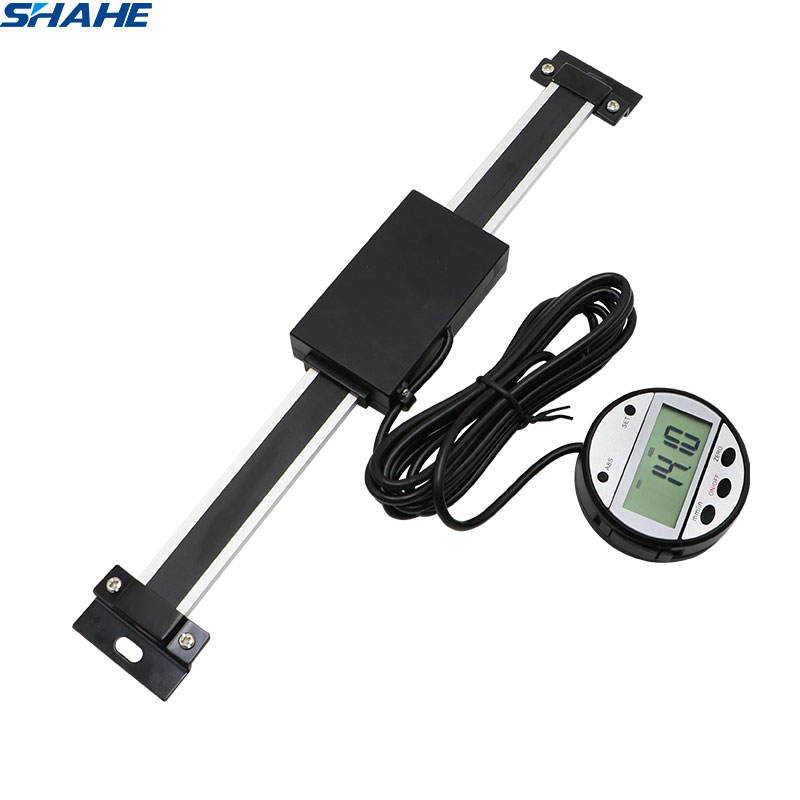 "shahe new 150mm 6"" 0.01mm DRO Magnetic Remote Digital Readout digital linear scale External Display"