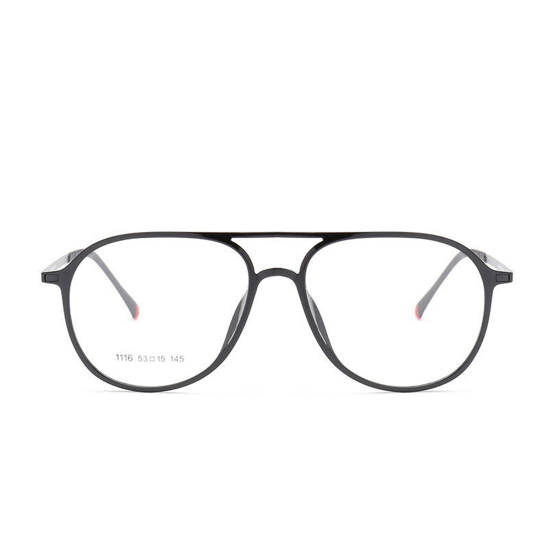 Reven Jate 1116 Acetate Full Rim Flexible High Quality Eyeglasses Frame For Men And Women Optical Eyewear Frame Spectacles