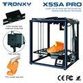 X5SA 3D yazıcı CoreXY DIY kiti büyük baskı boyutu X5SA PRO/X5SA-400 PRO/X5SA-500 PRO TRONXY çok fonksiyonu 3D yazıcı 24V versiyonu