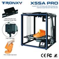 X5SA imprimante 3D CoreXY kit de bricolage grande taille d'impression X5SA PRO/X5SA-400 PRO/X5SA-500 PRO TRONXY imprimante 3D multifonction 24V version