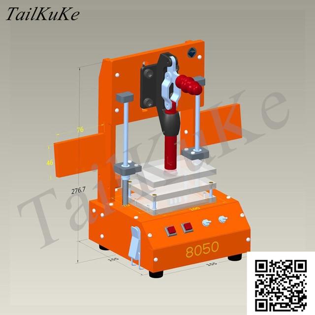 Pcb Testen Jig Pcba Test Armatuur Tool Bakeliet Armatuur Test Rack