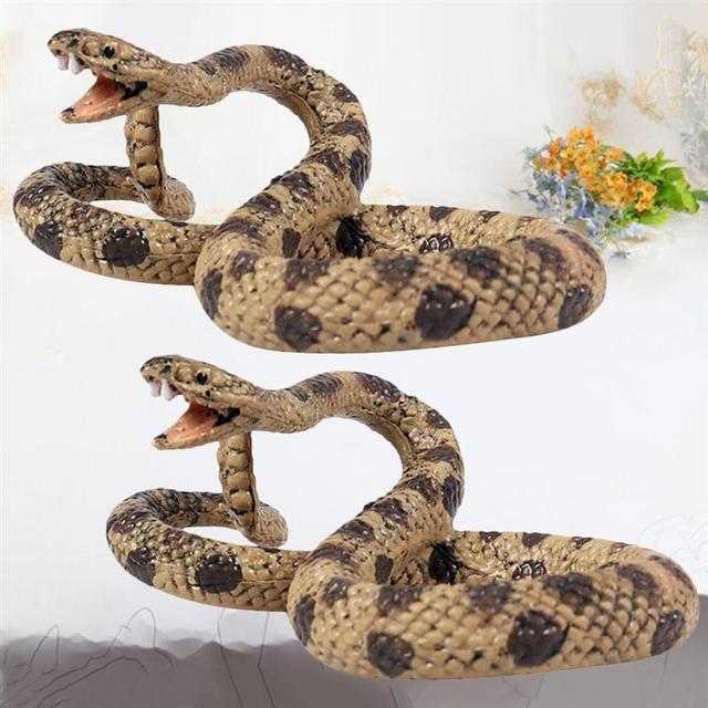 Caoutchouc Serpent Animal accessoire accessoire robe fantaisie