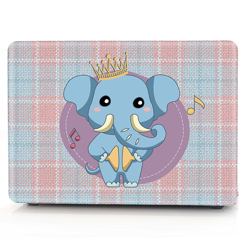 Raffiti Animal Pattern Case for MacBook 36