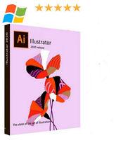 Illustrator 2020 Illustration Drawing Software