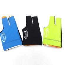 Xmlivet Kamui Бильярдные кии перчатки 3 цвета черный/зеленый/синий опционально бильярдный кий палочки перчатки с высоким эластичным качеством оптовые продажи