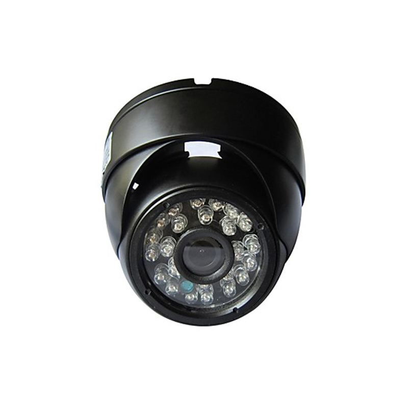 HQCAM SDI 4MP 1940P HD SONY <font><b>IMX326</b></font> 12.5fps Waterproof Outdoor Indoor Dome SDI Security Camera 24pcs IR CUT Array LED Metal Case image