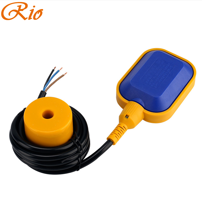 EM15-2 2M 3M 4M 5M Controller Float Switch Liquid Switches Liquid Fluid Water Level Float Switch Controller Contactor Sensor