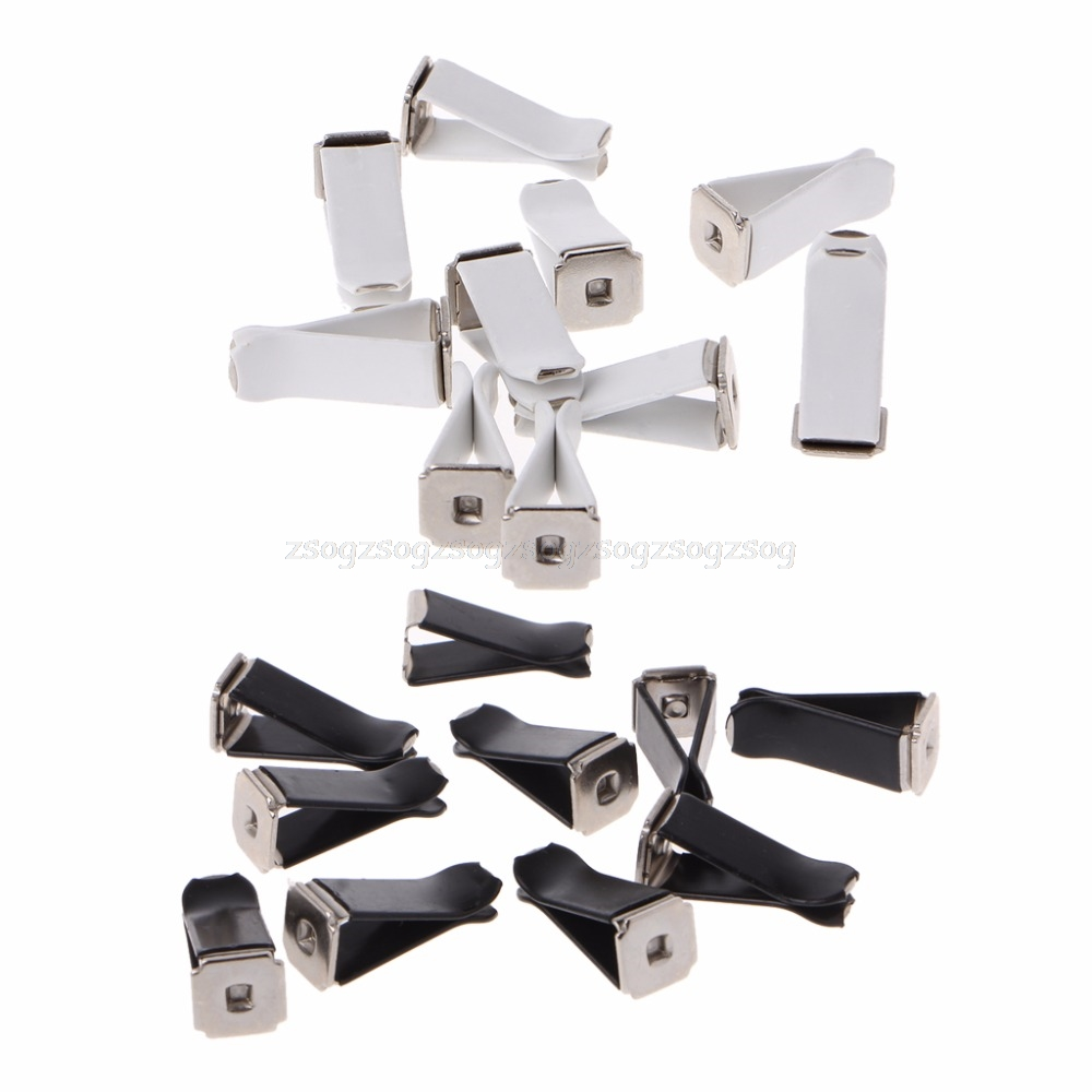 10Pcs Auto Air Conditioner Car Outlet Clips Vent Clip Auto Accessories Perfume Clips Jy23 19 Dropship