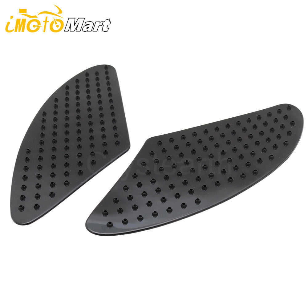 Universal Motorcycle Tank Traction Side Pad Gas Knee Grip Protector Sticker
