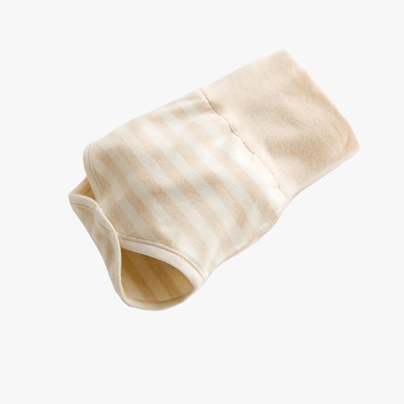 Newborn Pantie children colored cotton underwear high waist,triangle open underwear,baby protection,belly circumference Boy Girl