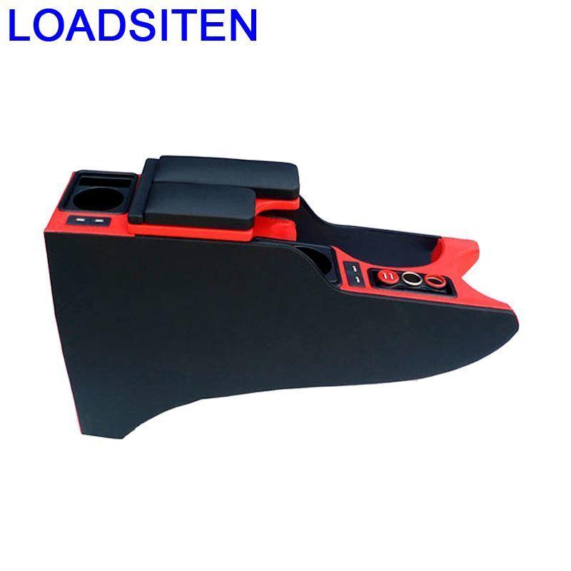 Automovil modifié accessoires style amélioré Auto moulures pièces voiture-style voiture bras repose accoudoirs 17 pour Hyundai Verna