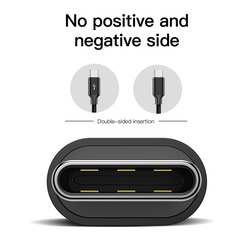 Baseus USB Type C Cable for Samsung Note 8 S8 S9 Plus Qucik Charge 3.0 Type C Cable for Xiaomi Mi 8 9 USB-C Mobile Phone Cables 2