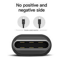 Baseus USB Type C Cable for Samsung Note 8 S8 S9 Plus Qucik Charge 3.0 Type C Cable for Xiaomi Mi 8 9 USB-C Mobile Phone Cables
