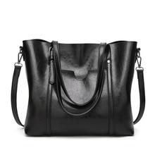 Fashion Womens Handbag Leather Women Bag Large Capacity Shoulder casual Messenger
