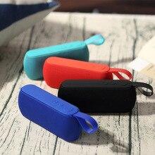 Głośniki z Bluetooth przenośny głośnik Soundbar z nimi głośniki Bluetooth 3D muzyka stereo Boombox głośnik bezprzewodowy obsługa TF FM Aux