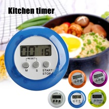 Kitchen-Timer Study Magnetic Countdown Digital Electronic Alarm-Clock Cooking-Shower