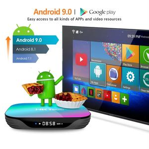 Image 4 - HK1 kutusu Amlogic S905X3 akıllı Android 9.0 TV kutusu 4GB RAM 32GB 64GB 128GB ROM 2.4G 5G wifi Bluetooth 4K UHD Set Top Box vs H96 MAX