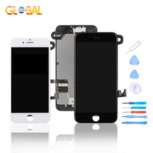 Assembly LCD Display Digitizer for iPhone 7 Plus AAA+++ Quality LCD Touch Screen for iPhone 7G 7plus No Dead Pixel with 3D Touch недорго, оригинальная цена