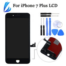 For iPhone 7 Plus LCD Display Screen Touch 7 Plus Screen Digitizer Assembly Mobile Phone Parts Replacement Quality AAA+Tools