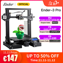 Ender 3 Pro 3D Printer KIT Upgrad Cmagnet Build Plate Ender 3Pro Resume Power Failure Printing Mean Well Power Creality 3D