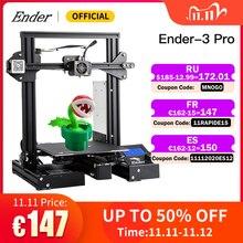 Ender 3 Pro 3D Printer Kit Upgrad Cmagnet Bouwen Plaat Ender 3Pro Hervatten Stroomuitval Afdrukken Mean Well Power Creality 3D