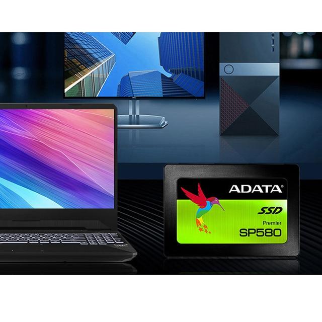 Adata unidade de estado sólido, computador, 120gb 240gb 2.5 polegadas sata iii ssd hdd hd, disco rígido, notebook, pc 480gb 960gb unidade de estado sólido interno 3