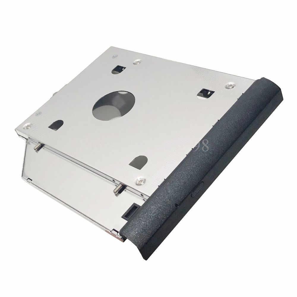 "Com Moldura 2nd SATA 3.0 2.5 ""Disco Rígido HDD SSD Caddy Óptica para Acer Aspire E5-571G E5-551G E5-531G E5-511G, v3-572G V3-532G"