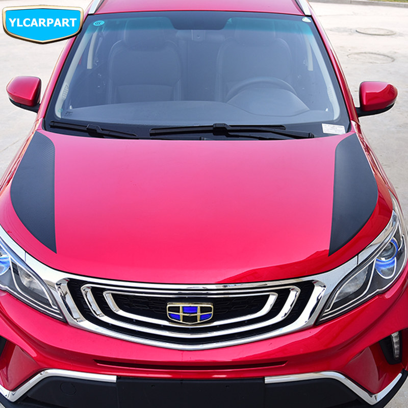 For Geely  Emgrand X3 GX3 Car hood sticker|Car Stickers| |  - title=
