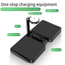 10 Вт qi быстрая Беспроводная зарядная подставка для iphone