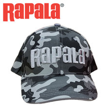RAPALA 3D LOGO Fishing Hat fishing cap Breathable Outdoor Sports