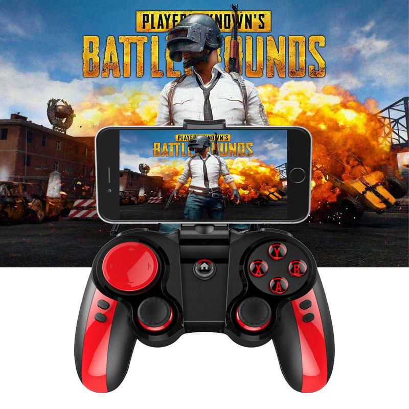 Control Bluetooth Joystick for iPhone Android TV Box PC Phone Gamepad PUBG Controller Mobile Trigger Joypad USB Game Console Pad