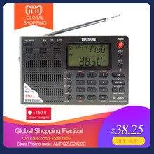 Tecsun PL 380 كامل الفرقة راديو الرقمية الترميم ستيريو PLL راديو محمول FM /LW/SW/MW DSP استقبال راديو الإنترنت