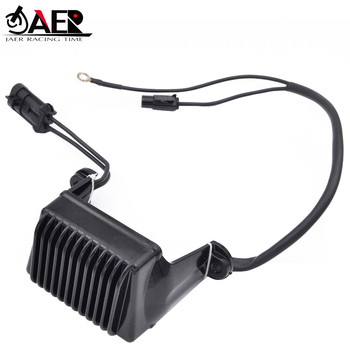 JAER Motorcycle Voltage Regulator Rectifier for Harley Electra Glide Classic FLHTC Road King FLHRS Road Glide Injected