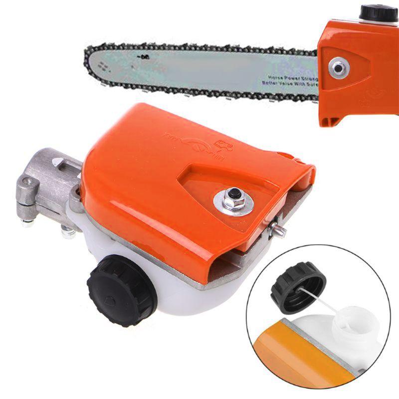 Tree Chainsaw Gearbox Gear Head 26mm Spline Pole Saw Tree Cutter Chainsaw Gearbox Gear Head Tool 7/9 Spline Hotselling