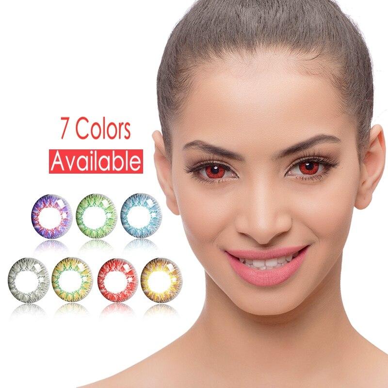 Nonno Colored Contacts