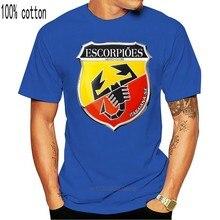 Ay a. Ş. Abarth akrep kalkanı yarış logosu Tshirt