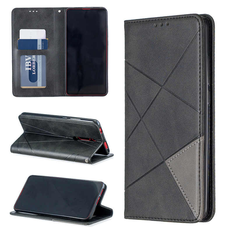 Redmi 7 7A K20 Pro Flip Cases For Xiaomi Redmi Note 8 7 8T MI 9T 10 CC9 Pro Wallet Mobile Cover on redmi 8 8A Case Leather Book