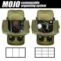 SoarOwl Range Bag Tactical Gun Shooting torba worek do pistoletów pistolety z zamykanym zamkiem i ciężkimi stopkami przeciwpoślizgowymi Green|Torby myśliwskie|Sport i rozrywka -