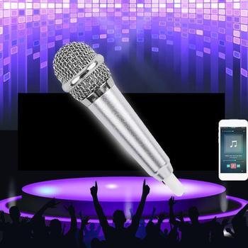 Mini mikrofon pojemnościowy mikrofon do Karaoke przewodowy mikrofon do telefonu kondensator Dropshipping PC Blu ręczny mikrofon komputerowy K6C7 tanie i dobre opinie CUJMH Mikrofon na gęsiej szyi Dynamiczny Mikrofon Konferencja mikrofon Pojedyncze Mikrofon Jednokierunkowy DEJ0937 Mini microphone