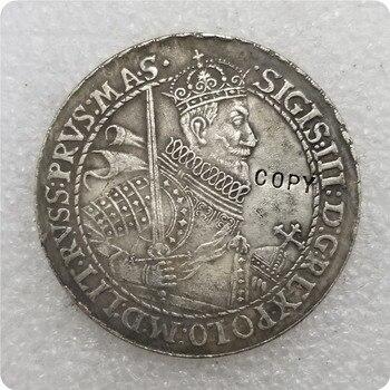 Polonia-Litva THALER 1622 - SIGISMUND III copia monedas conmemorativas-monedas réplica medalla colección de monedas