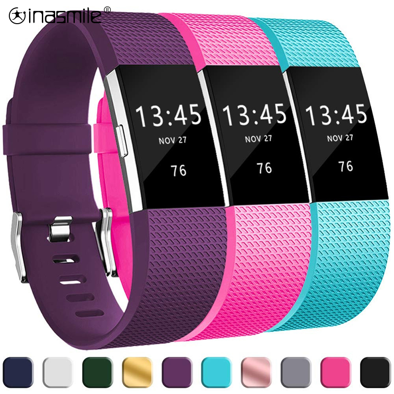 Stylish And Decent Strap For Fitbit Charge 2 Correa  Bracelet Strap For Fitbit Charge 2 Band Wristband For Fitbit Charge 2