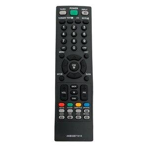 Akb33871414 Новый ТВ пульт дистанционного управления для Lg 19Lg3000-Za Flatron M228Wd M197Wd M227Wd-L M227Wdj