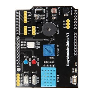 Arduino Multifunction Expansion Board Dht11 Temperature And Humidity Lm35 Temperature