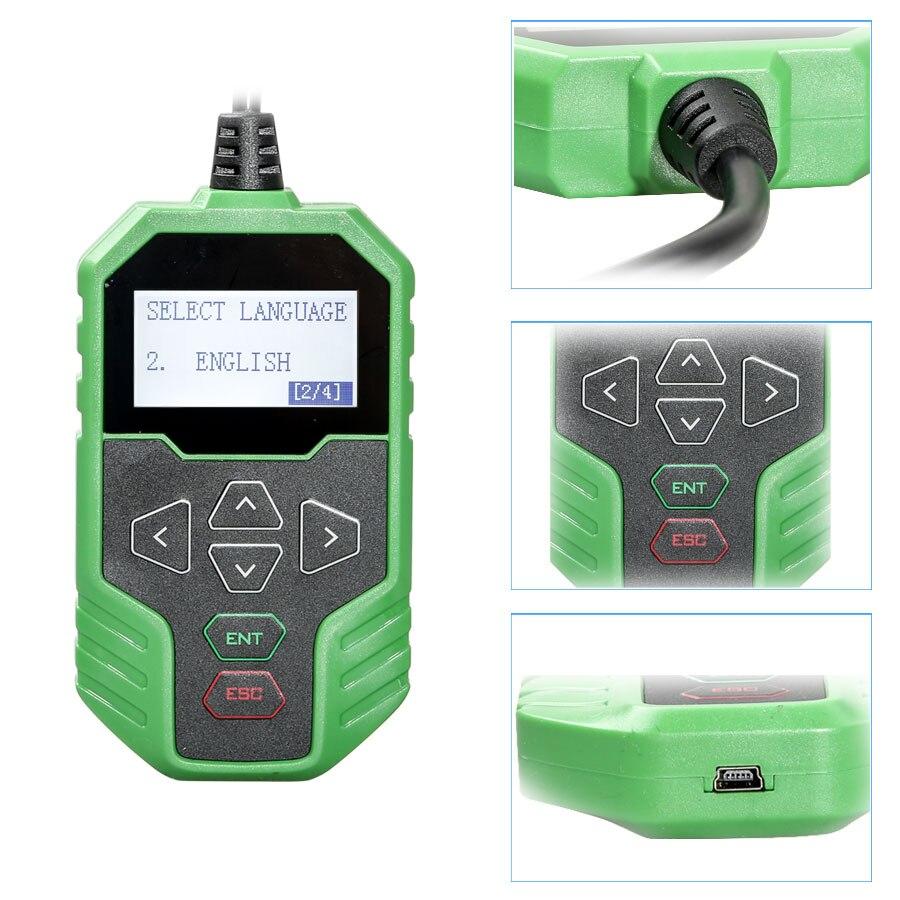 OBDSTAR BT06 Auto Batterie Tester für 12v & 24v Elektrische Fahrzeug Batterie Tester