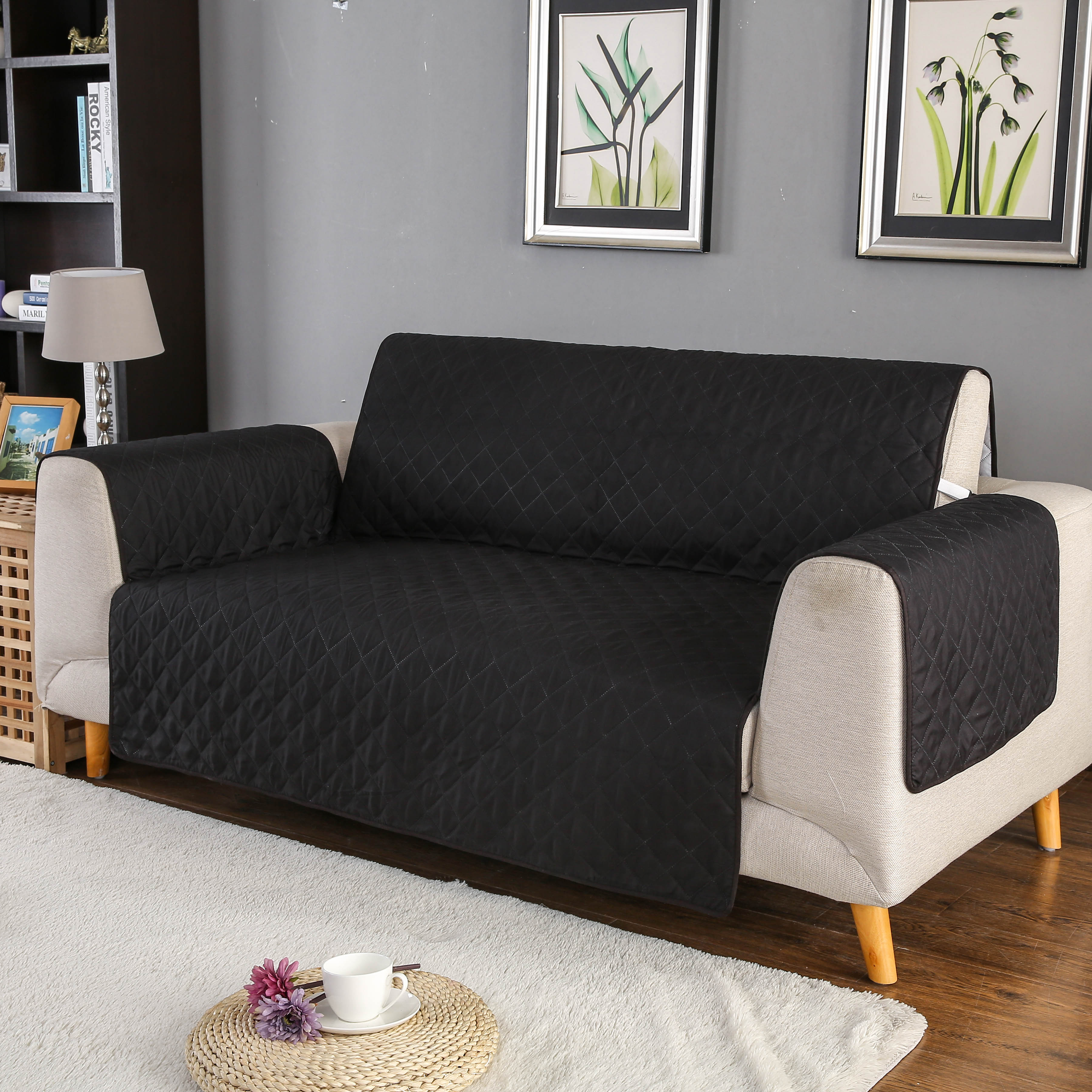 Protector Couch Cover Armchair Sofa Bed