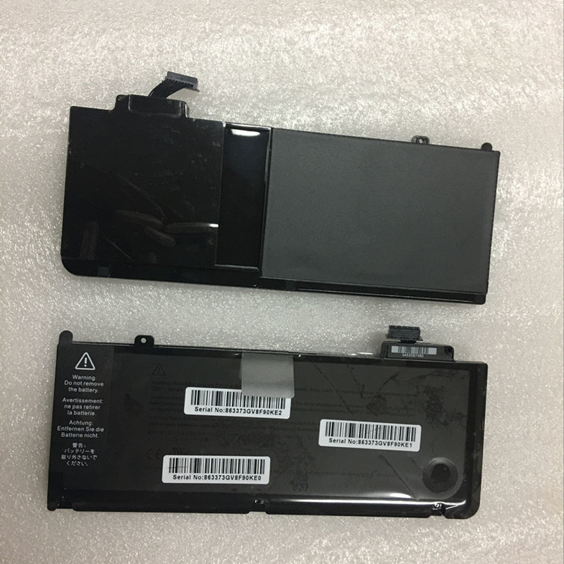 Wholesale New 10.95V 63.5WH  A1322  Laptop Battery For Apple  MacBook Pro 13