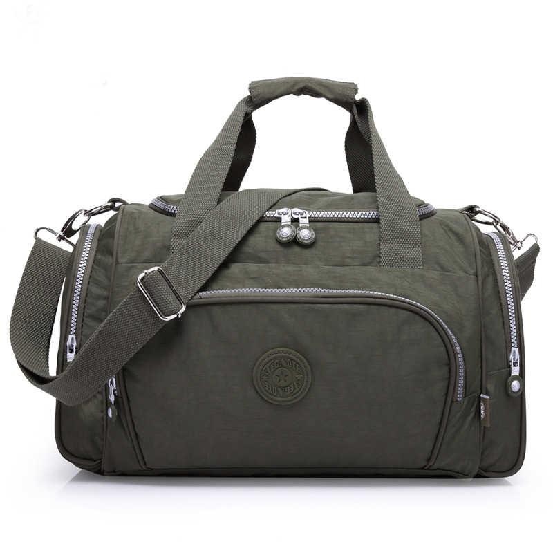 Kipled Original Outdoor Schulter Tasche Travel Duffel Handtasche Unisex reisetaschen hand gepäck seesack handtaschen